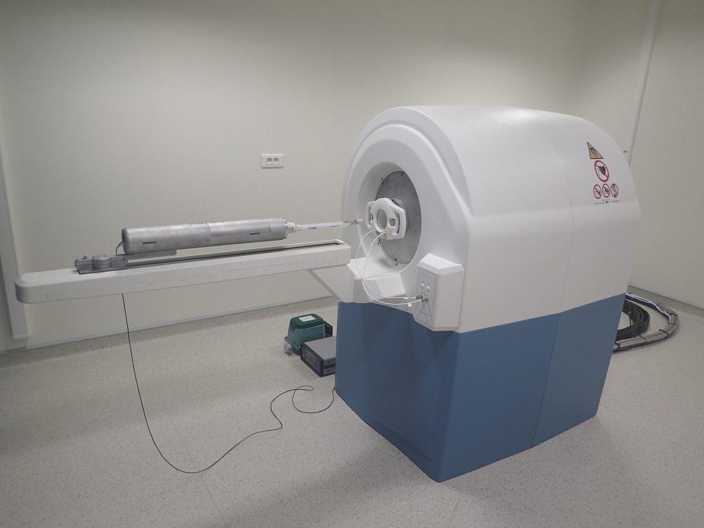 PET-MRI, Equipex